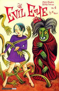 Cover Thumbnail for Evil Eye (Fantagraphics, 1998 series) #4
