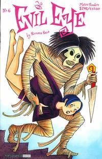 Cover Thumbnail for Evil Eye (Fantagraphics, 1998 series) #6