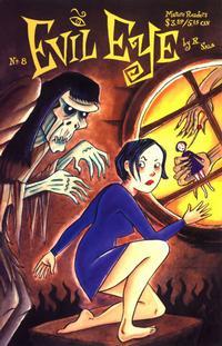 Cover Thumbnail for Evil Eye (Fantagraphics, 1998 series) #8