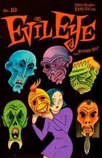 Cover Thumbnail for Evil Eye (Fantagraphics, 1998 series) #10