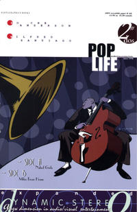 Cover Thumbnail for Pop Life (Fantagraphics, 1998 series) #2