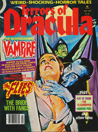 Cover for Terrors of Dracula (Eerie Publications, 1979 series) #v1#3