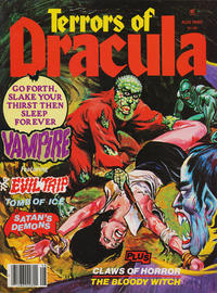 Cover Thumbnail for Terrors of Dracula (Eerie Publications, 1979 series) #v2#3