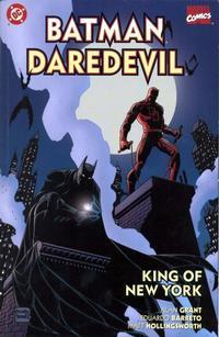 Cover Thumbnail for Batman / Daredevil (DC, 2000 series)