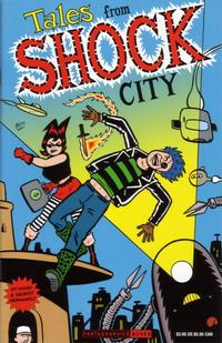 Cover for Tales from Shock City (Fantagraphics, 2001 series)