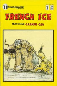 Cover Thumbnail for French Ice (Renegade Press, 1987 series) #2