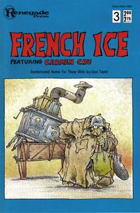 Cover Thumbnail for French Ice (Renegade Press, 1987 series) #3