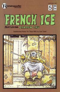 Cover Thumbnail for French Ice (Renegade Press, 1987 series) #5