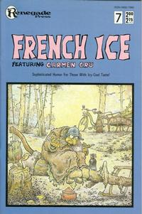 Cover Thumbnail for French Ice (Renegade Press, 1987 series) #7