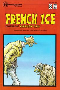 Cover Thumbnail for French Ice (Renegade Press, 1987 series) #8