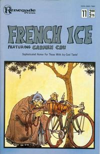 Cover Thumbnail for French Ice (Renegade Press, 1987 series) #11
