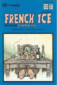 Cover Thumbnail for French Ice (Renegade Press, 1987 series) #13