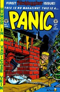 Cover Thumbnail for Panic (Gemstone, 1997 series) #1