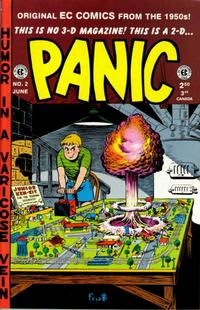 Cover Thumbnail for Panic (Gemstone, 1997 series) #2