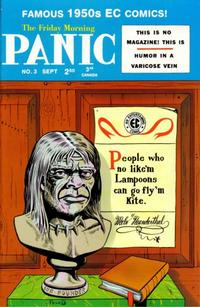 Cover Thumbnail for Panic (Gemstone, 1997 series) #3