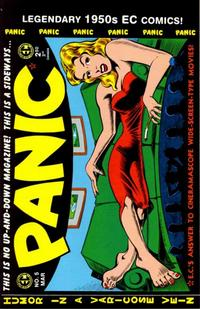 Cover Thumbnail for Panic (Gemstone, 1997 series) #5