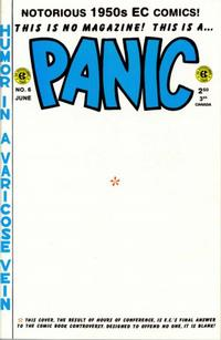 Cover Thumbnail for Panic (Gemstone, 1997 series) #6