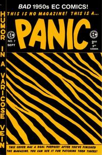 Cover Thumbnail for Panic (Gemstone, 1997 series) #7