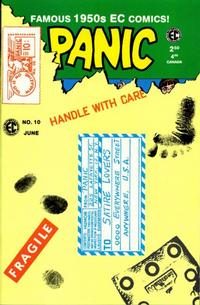 Cover Thumbnail for Panic (Gemstone, 1997 series) #10