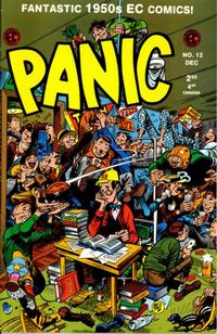 Cover Thumbnail for Panic (Gemstone, 1997 series) #12