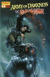 Cover Thumbnail for Army of Darkness (Dynamite Entertainment, 2005 series) #1 [Cover C]