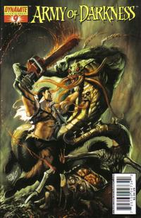 Cover Thumbnail for Army of Darkness (Dynamite Entertainment, 2005 series) #9