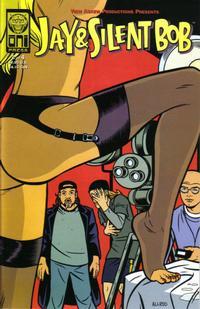 Cover Thumbnail for Jay & Silent Bob (Oni Press, 1998 series) #2