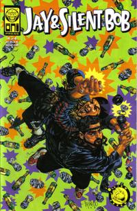 Cover Thumbnail for Jay & Silent Bob (Oni Press, 1998 series) #4