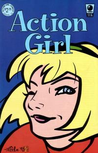Cover Thumbnail for Action Girl Comics (Slave Labor, 1994 series) #16