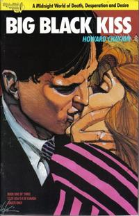 Cover Thumbnail for Big Black Kiss (Vortex, 1989 series) #1