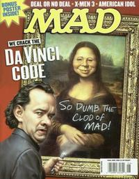 Cover Thumbnail for MAD (EC, 1952 series) #466