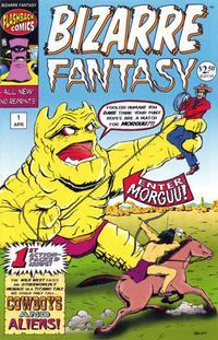 Cover Thumbnail for Bizarre Fantasy (Flashback Comics, 1994 series) #1