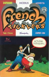 Cover Thumbnail for French Ticklers (Kitchen Sink Press, 1989 series) #1