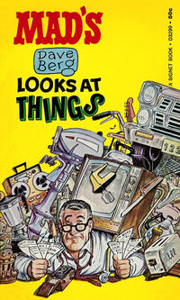 Cover Thumbnail for Mad's Dave Berg Looks at Things (New American Library, 1967 series) #D3299
