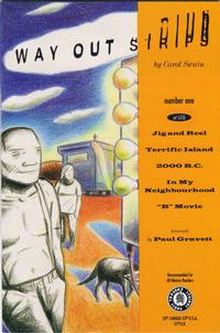 Cover Thumbnail for Way Out Strips (Tragedy Strikes Press, 1992 series) #1