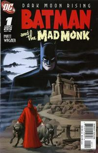Cover Thumbnail for Batman: The Mad Monk (DC, 2006 series) #1