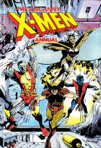 Cover for The Uncanny X-Men Annual 1992 (Marvel, 1992 series)