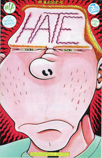 Cover Thumbnail for Hate (Fantagraphics, 1990 series) #4