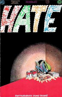 Cover Thumbnail for Hate (Fantagraphics, 1990 series) #5