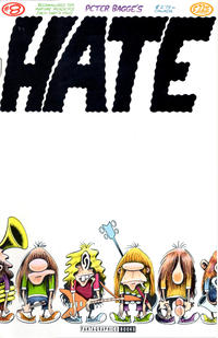 Cover Thumbnail for Hate (Fantagraphics, 1990 series) #8