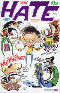 Cover Thumbnail for Hate (Fantagraphics, 1990 series) #15