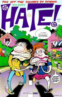 Cover Thumbnail for Hate (Fantagraphics, 1990 series) #16