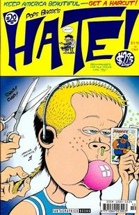 Cover Thumbnail for Hate (Fantagraphics, 1990 series) #20