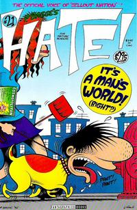 Cover Thumbnail for Hate (Fantagraphics, 1990 series) #21