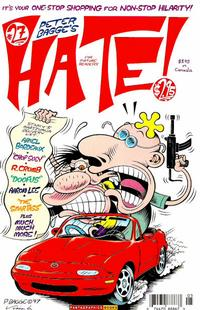 Cover Thumbnail for Hate (Fantagraphics, 1990 series) #27