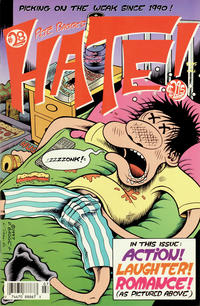Cover Thumbnail for Hate (Fantagraphics, 1990 series) #28