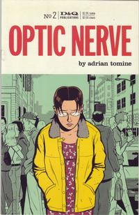 Cover Thumbnail for Optic Nerve (Drawn & Quarterly, 1995 series) #2