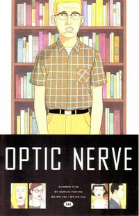 Cover Thumbnail for Optic Nerve (Drawn & Quarterly, 1995 series) #5