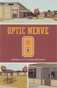 Cover Thumbnail for Optic Nerve (Drawn & Quarterly, 1995 series) #8