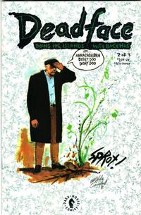 Cover Thumbnail for Deadface: Doing the Islands with Bacchus (Dark Horse, 1991 series) #2